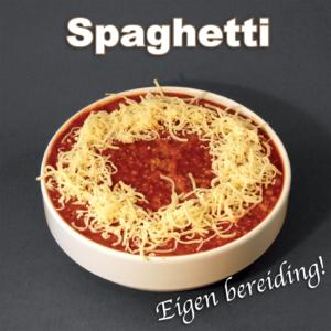 bereiding Spaghetti